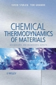 Chemical Thermodynamics of Materials: Macroscopic and Microscopic Aspects (0471492302) cover image