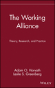The Working Alliance: Theory, Research, and Practice (0471546402) cover image