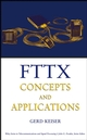 FTTX Concepts and Applications (0471704202) cover image