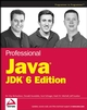 Professional Java JDK 6 Edition (0471777102) cover image