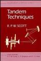 Tandem Techniques (0471967602) cover image