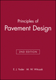 Principles of Pavement Design, 2nd Edition (0471977802) cover image