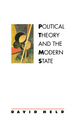 Political Theory and the Modern State (0745606202) cover image