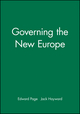 Governing the New Europe (0745612202) cover image