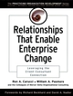 Relationships That Enable Enterprise Change: Leveraging the Client-Consultant Connection (0787960802) cover image
