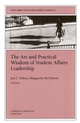 The Art and Practical Wisdom of Student Affairs Leadership: New Directions for Student Services, Number 98 (0787963402) cover image