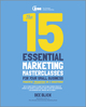 The 15 Essential Marketing Masterclasses for Your Small Business (0857084402) cover image