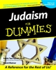 Judaism For Dummies (1118053702) cover image