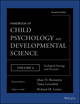 Handbook of Child Psychology and Developmental Science, Volume 4, Ecological Settings and Processes, 7th Edition (1118136802) cover image