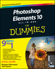 Photoshop Elements 10 All-in-One For Dummies (1118183002) cover image