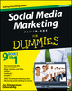 Social Media Marketing All-in-One For Dummies, 2nd Edition (1118282302) cover image