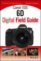 Canon EOS 6D Digital Field Guide (1118516702) cover image