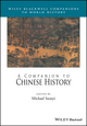 A Companion to Chinese History (1118624602) cover image