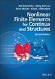 Nonlinear Finite Elements for Continua and Structures, 2nd Edition (1118632702) cover image