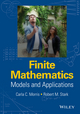 Finite Mathematics: Models and Applications (1119015502) cover image