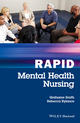 Rapid Mental Health Nursing (1119045002) cover image
