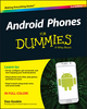 Android Phones For Dummies, 3rd Edition (1119126002) cover image