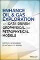 Enhance Oil and Gas Exploration with Data-Driven Geophysical and Petrophysical Models (1119215102) cover image