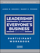 Leadership is Everyone's Business, Participant Workbook, 2e (1119397502) cover image