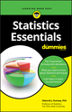 Statistics Essentials For Dummies, 1st Edition (1119590302) cover image