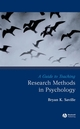 A Guide to Teaching Research Methods in Psychology (1405154802) cover image