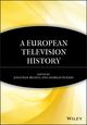 A European Television History  (1405163402) cover image