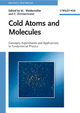 Cold Atoms and Molecules (3527407502) cover image