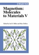 Magnetism: Molecules to Materials V (3527604502) cover image