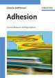Adhesion: Current Research and Applications (3527607102) cover image