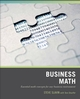 Wiley Pathways Business Math, 1st Edition (EHEP000002) cover image
