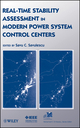 Real-Time Stability Assessment in Modern Power System Control Centers (0470233303) cover image