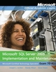 Exam 70-431 Microsoft SQL Server 2005 Implementation and Maintenance Package, Package (0470382503) cover image