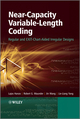Near-Capacity Variable-Length Coding: Regular and EXIT-Chart-Aided Irregular Designs (0470665203) cover image