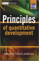 Principles of Quantitative Development (0470745703) cover image