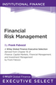 Financial Risk Management (0470944803) cover image