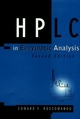 HPLC in Enzymatic Analysis, 2nd Edition (0471103403) cover image