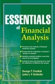 Essentials of Financial Analysis (0471228303) cover image
