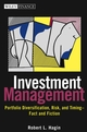 Investment Management: Portfolio Diversification, Risk, and Timing--Fact and Fiction (0471469203) cover image