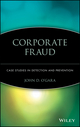 Corporate Fraud: Case Studies in Detection and Prevention (0471493503) cover image