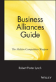 Business Alliances Guide: The Hidden Competitive Weapon (0471570303) cover image