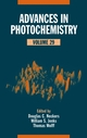 Advances in Photochemistry, Volume 29 (0471682403) cover image