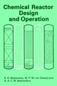 Chemical Reactor Design and Operation, 2nd Edition (0471917303) cover image