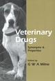 Veterinary Drugs: Synonyms & Properties (0566085003) cover image