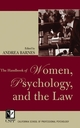 The Handbook of Women, Psychology, and the Law (0787970603) cover image