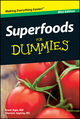 Superfoods For Dummies, Mini Edition (1118043103) cover image