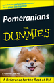 Pomeranians For Dummies (1118068203) cover image
