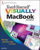 Teach Yourself VISUALLY MacBook, 2nd Edition (1118157303) cover image