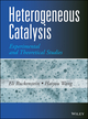 Heterogeneous Catalysis: Experimental and Theoretical Studies (1118546903) cover image