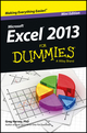 Excel 2013 For Dummies, Mini Edition (1118559703) cover image