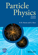 Particle Physics, 4th Edition (1118911903) cover image